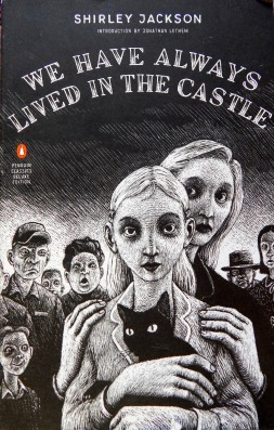 Image result for we have always lived in the castle book cover
