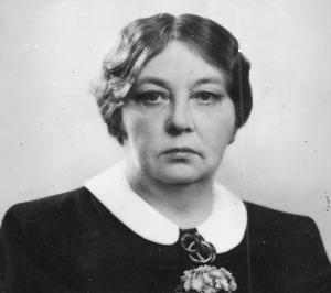 sigrid-undset-mottar-nobelprisen-i-litteratur-1928