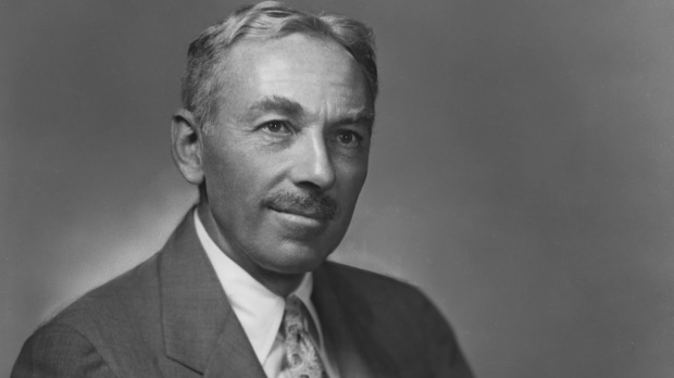 Seated Portrait of E.B. White