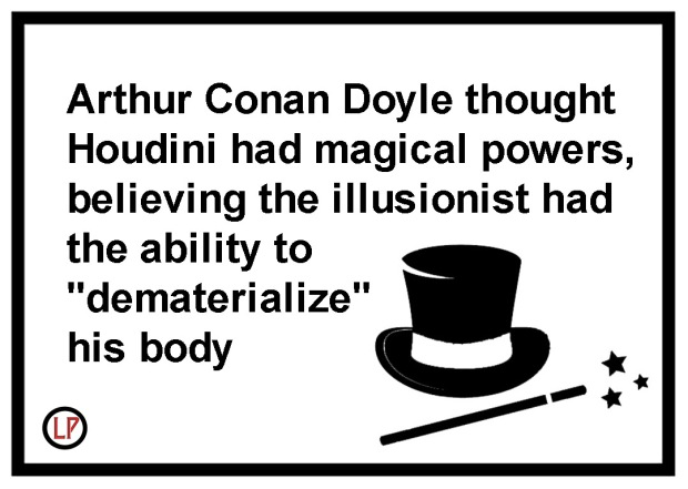 Arthur-Conan-Doyle-Magic