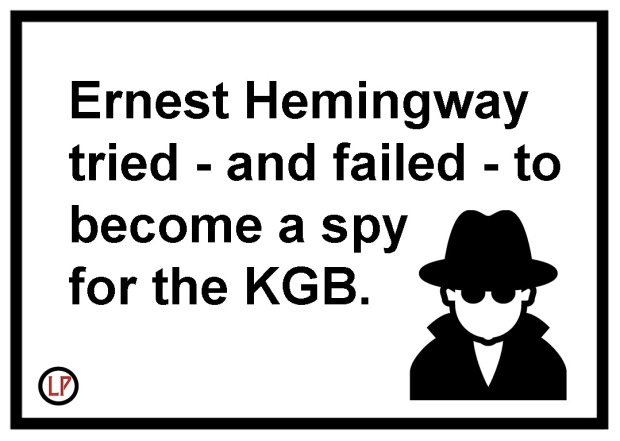 Ernest-Hemingway-KGB