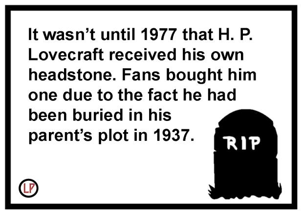 H-P-Lovecraft-Grave