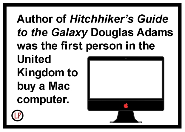Literature-Douglas-Adams