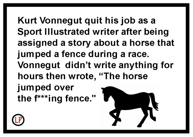 Literature-Kurt-Horse