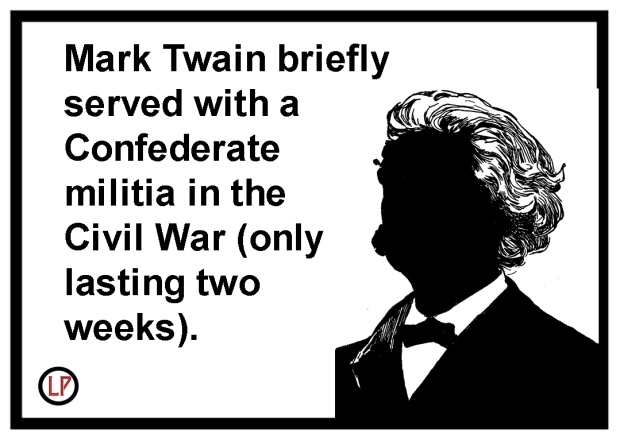 Literature-Mark-Twain-Confederate