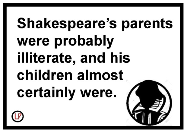 Shakespeare-parents