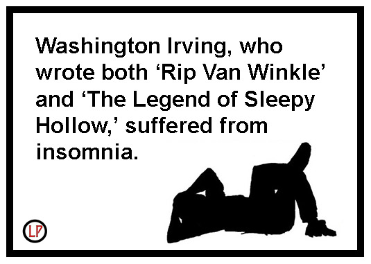 Washington-Irving-Sleep