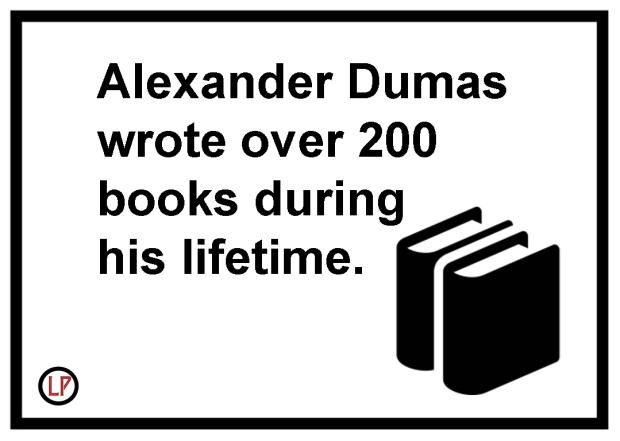Alexander-Dumas-200-Books