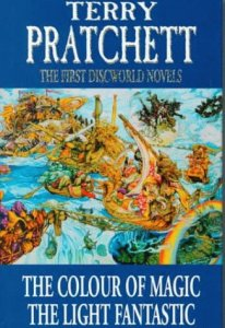 Coulour of Magic Pratchett