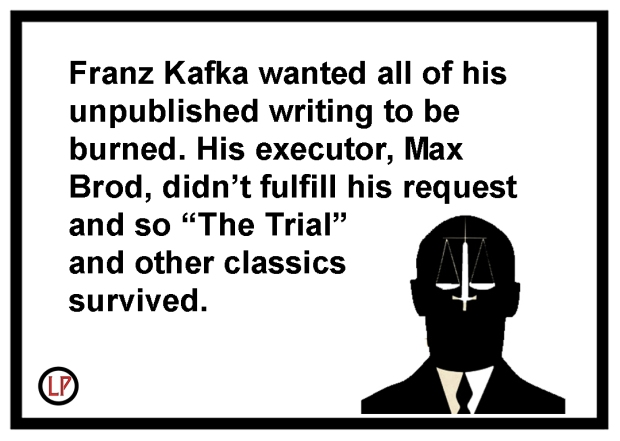 Franz-Kafka-Burned