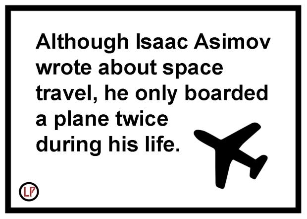 Isaac-Asimov-Plane