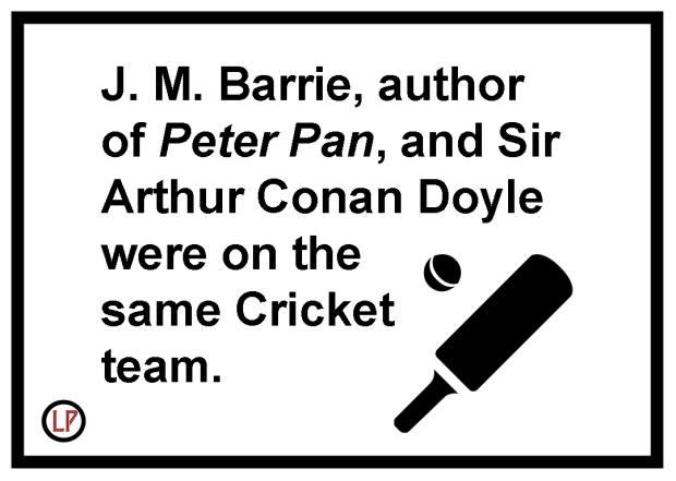 J-M-Barrie-Conan-Doyle