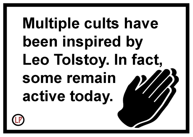 Leo-Tolstoy-Cults