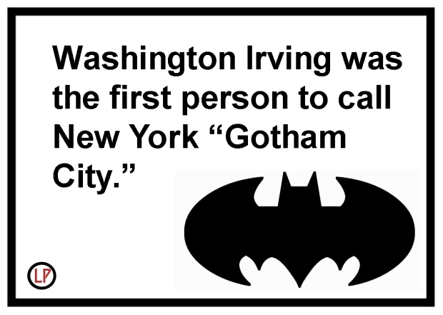 Washington-Irving-Batman